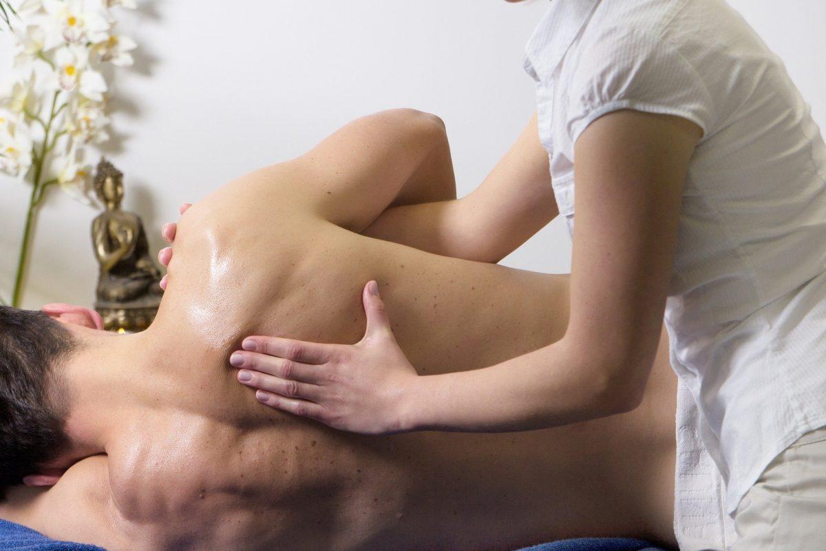 Tiefenpunkt Massage